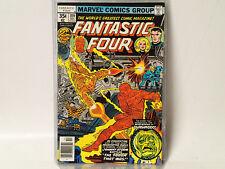 FANTASTIC FOUR #189 Marvel Comics 1977 VF-  Torch vs Torch!  FL