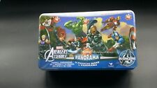 Panorama Puzzle Tin Box Avengers Assemble 3 Puzzles Make 1 Panorama 34X15 inch