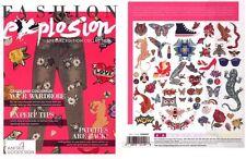 Anita Goodesign Embroidery Machine Design CD FASHION EXPLOSION SPECIAL EDITION