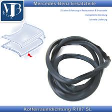 Mercedes-Benz W107 R107 560SL Kofferraumdichtung Heckdeckeldichtung