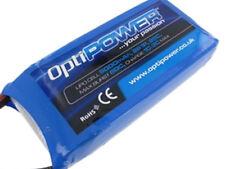 Optipower LIPO Cell Rx Batterie 5000 mAh 2 S 25 C