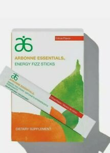 Arbonne Strawberry, Citrus or Pomegranate Energy Fizz Sticks.30 Sticks*SALE*FAST