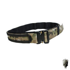 TMC 1.75 inch Tactical Belt Combat Quick Release Metal Buckle Gear MOLLE Hunting