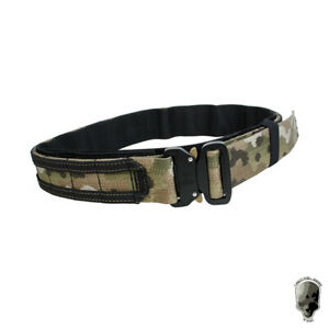 TMC 1.75 inch Tactical Belt Combat Quick Release Buckle MOLLE Military Hunting