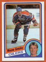 1984-85 Topps #51 Wayne Gretzky Pack Fresh EX-EXMINT+ Edmonton Oilers FREE S/H