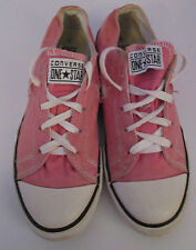 VTG Unisex Chuck Taylor CONVERSE Pink Lo ONE STAR Canvas Trainer/Shoe Size 4.5