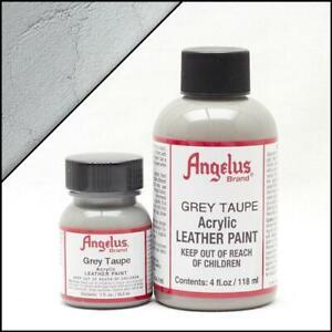 Angelus Grau Taupe (166) Lederfarbe 118ml (105,93€/1L) Leder färben Tasche