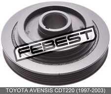 Crankshaft Pulley Engine 3Sfe For Toyota Avensis Cdt220 (1997-2003)