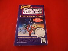 Star Wars The Empire Strikes Back Super Nintendo SNES Strategy Guide Player Book