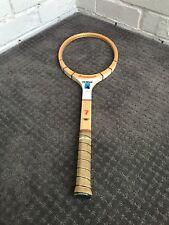 Futabaya Hi Shot NEW Ultra Rare Vintage Wooden Racquet-Grip3