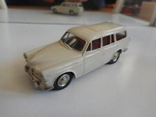 Robeddie 1963 Volvo 221 Estate in White on 1:43