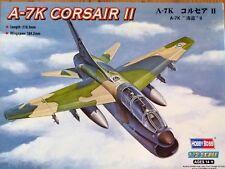 Hobbyboss 1:72 a-7k Corsair II AIRCRAFT MODEL KIT