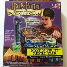 Harry Potter Professor Snapes Potions Class Refill Pack Candy Drink Mix Expired