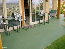Outdoor Heavy Duty Patio Tiles - Grass Green (2nds)