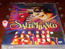 Cirque Du Soleil - Saltimbanco  Dvd ..... Nuovo
