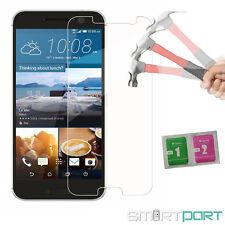2x HTC ONE M10 PANZERFOLIE DISPLAY SCHUTZGLAS HD ECHTGLAS ULTRA DÜNN STARK 9H