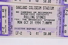 TWO ROLLING STONES 1994 CONCERT TICKETS
