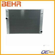 Radiator Behr 376745761 For: BMW E60 525i 2004 2005 2006 - 2008 3.0L 6cyl