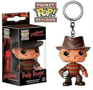 Funko - POP Keychain: Horror - Freddy Kruger Brand New In Box