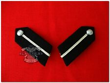 British Colonial Hong Kong Police Senior Superintendent Gorget Patches (Pair)