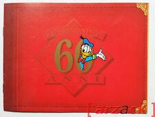 ALBUM vuoto PAPERINO STORY 60 ANNI allegato Topolino 2006 Maggio 1994