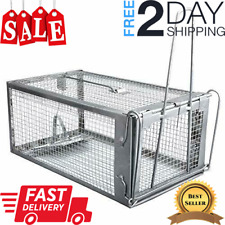 Opossum Possum Trap For mouse rat small animal Rabbit Live Cage 10.5 X 5.5
