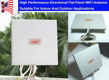 14dBi Directional Wireless Antenna Panel RP-SMA Wifi Wlan Extender High Gain