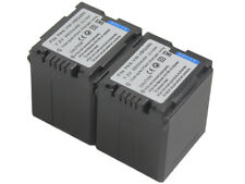 Battery+Charger f VW-VBG260 VBG130 HDC-SD600 SD700 SD707 SD8 SD9 SDT750 SX5 TM10