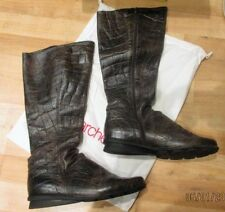 Genuine Arche DOREE Brown Softest Leather Boots.Size UK6, EUR39. RRP £220