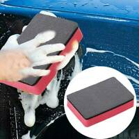 1x New Car Magic Clay Bar Pad Sponge Block Cleaning Eraser Wax Polish Pad Tool