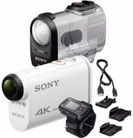SONY FDR-X1000VR 4K GPS HD WATERPROOF Action Camera Video Camcorder + REMOTE NEW