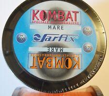 1 BOBINA MONOFILAMENTO SARFIX KOMBAT DIÁMETRO 0,70 MT 500 KG 42,50 SILURO SURF