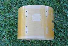 """YAMAHA 12"""" STAGE CUSTOM NATURAL TOM or DRUM SHELL for YOUR SET! LOT #E457"""