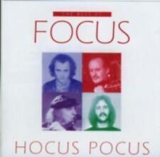 FOCUS: HOCUS POCUS/BEST OF [CD]