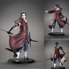 "New Naruto Shippuden XTRA Uchiha Itachi Japanese Anime PVC 7"" Figure Figurine NB"