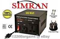 Simran 110-220 Volt Up Down Voltage Transformer 100 To 5000 Watt Power Converter