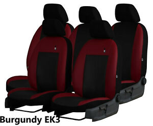 CITROEN C4 PICASSO Mk2 2013 - 2018 ARTIFICIAL LEATHER TAILORED SEAT COVERS
