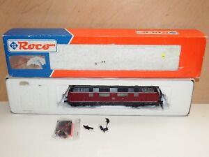 H0 Roco DC (63405) DSS Diesellok BR 220 015-2 DB  Nicht OVP 7735
