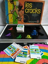 Les Cracks Jeu Société DUJARDIN cyclisme Velo