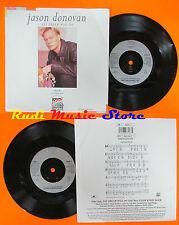 LP 45 7'' JASON DONOVAN Any dream will do Close every door 1991 france cd mc dvd