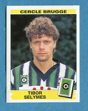 FOOTBALL 96 BELGIO Panini - Figurina-Sticker n. 93 -T. SELYMES-C.BRUGGE-New