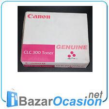 Toner Canon Geniune CLC 300 Magenta 1433A002  Original Nuevo