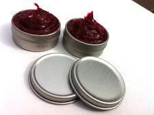 18g+18g=36g Castrol rosso gomma grasso freni portatile mini