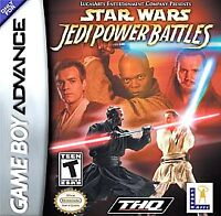 Star Wars Episode 1: Jedi Power Battles, (GB Advance)