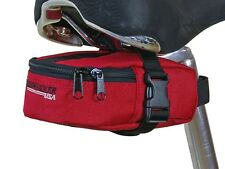 Bushwhacker Butte Red Bike Tool Tire Bag Bicycle Seat Wedge Cycling Pack