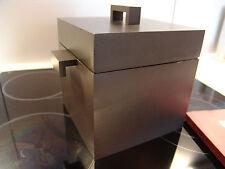 =RARE= Original Alessi  La Cubica 90030 Design : Aldo Rossi
