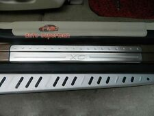Door sill scuff plate Guards Sills For VOLVO XC60 2010 2011 2012 2013