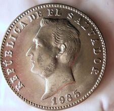 1985 EL SALVADOR 10 CENTAVOS - AU/UNC - Excellent Coin - BIN #EC
