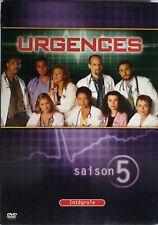 Urgences Saison 5 intégrale COFFRET DVD
