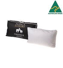Creswick Alpaca Wool Luxury Firm Pillow RRP $159.95